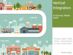 Vertical Integration in Grocery Retail 2018
